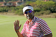 Sameer Wadhwa during the Airtel CLT20 golf day held at Zimbali Country Estate outside Durban in Kwa Zulu Natal on the 23 September 2010..Photo by: Ron Gaunt/SPORTZPICS/CLT20