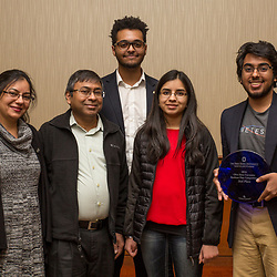 OSU Business Plan Competition Tuesday April 12th 2016 at Blackwell Inn for the Fisher School of Business. (Christina Paolucci, photographer)