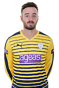 Hampshire right handed batsman and club captain James Vince in the 2016 Natwest T20 Blast Shirt. Hampshire CCC Headshots 2016 at the Ageas Bowl, Southampton, United Kingdom on 7 April 2016. Photo by David Vokes.