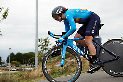Sheyla Gutierrez Ruiz (ESP) at Boels Ladies Tour 2019 - Prologue, a 3.8 km individual time trial at Tom Dumoulin Bike Park, Sittard - Geleen, Netherlands on September 3, 2019. Photo by Sean Robinson/velofocus.com