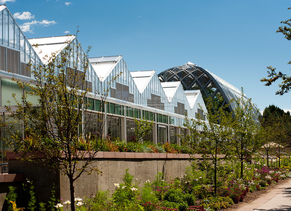 Greenhouse Comples & Garden