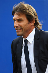 Chelsea manager Antonio Conte arrives at Selhurst Park - Mandatory by-line: Jason Brown/JMP - 14/10/2017 - FOOTBALL - Selhurst Park - London, England - Crystal Palace v Chelsea - Premier League