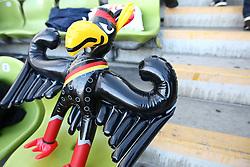 23.06.2010, Olympiapark, Muenchen, GER, FIFA Worldcup, Puplic Viewing Ghana vs Deutschland  im Bild aufblasbarer Adler. EXPA Pictures © 2010, PhotoCredit: EXPA/ nph/ Straubmeier