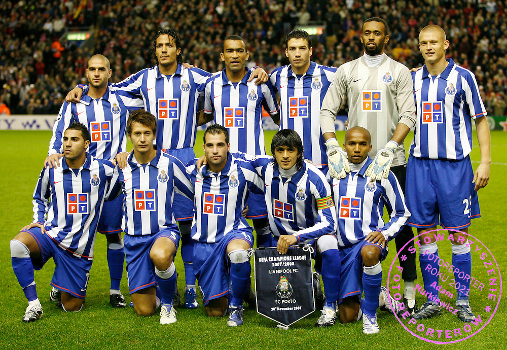 FC Porto team group