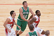 DESCRIZIONE : Milano NBA Global Games EA7 Olimpia Milano - Boston Celtics<br /> GIOCATORE : Jamal McLean<br /> CATEGORIA : Tagliafuori<br /> SQUADRA :  Olimpia EA7 Emporio Armani Milano<br /> EVENTO : NBA Global Games 2016 <br /> GARA : NBA Global Games EA7 Olimpia Milano - Boston Celtics<br /> DATA : 06/10/2015 <br /> SPORT : Pallacanestro <br /> AUTORE : Agenzia Ciamillo-Castoria/IvanMancini<br /> Galleria : NBA Global Games 2016 Fotonotizia : NBA Global Games EA7 Olimpia Milano - Boston Celtics