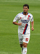 Yoann Gourcuff of Lyon. Toulouse v Lyon (2-0), Ligue 1, Stade Municipal, Toulouse, France, 1st May 2011.
