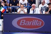 Ettore Messina<br /> Raduno Nazionale Maschile Senior<br /> Allenamento mattina<br /> Trento, 29/07/2017<br /> Foto Ciamillo-Castoria/ M. Brondi