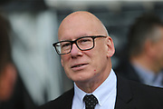 Derby County Cowner Mel Morris during the EFL Sky Bet Championship match between Derby County and Swansea City at the Pride Park, Derby, England on 10 August 2019.
