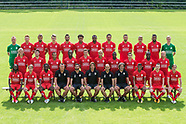 Belgium First League Team Photoshoot - 4 July 2017