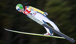 19.12.2014, Nordische Arena, Ramsau, AUT, FIS Nordische Kombination Weltcup, Skisprung, PCR, im Bild Marjan Jelenko (SLO) // during Ski Jumping of FIS Nordic Combined World Cup, at the Nordic Arena in Ramsau, Austria on 2014/12/19. EXPA Pictures © 2014, EXPA/ JFK