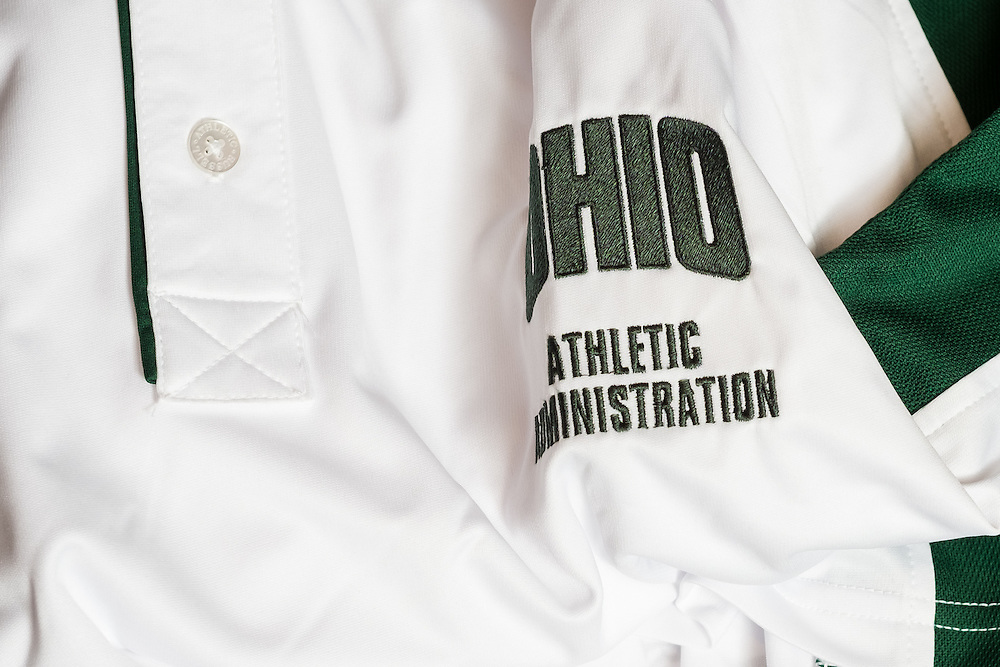 Master of Athletics Administration opening reception in the Ohio University Inn on Thursday, June 25, 2015. © Ohio University / Photo by Rob Hardin