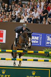 Ehning Marcus (GER) - Plot Blue<br /> Rolex FEI World Cup Final - Geneve 2010<br /> © Dirk Caremans