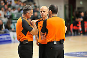 DESCRIZIONE : Eurolega Euroleague 2014/15 Gir.A Dinamo Banco di Sardegna Sassari - Zalgiris Kaunas<br /> GIOCATORE : Obradovic Shemmesh Bulto<br /> CATEGORIA : Arbitro Referee<br /> SQUADRA : Arbitro Referee<br /> EVENTO : Eurolega Euroleague 2014/2015<br /> GARA : Dinamo Banco di Sardegna Sassari - Zalgiris Kaunas<br /> DATA : 14/11/2014<br /> SPORT : Pallacanestro <br /> AUTORE : Agenzia Ciamillo-Castoria / Luigi Canu<br /> Galleria : Eurolega Euroleague 2014/2015<br /> Fotonotizia : Eurolega Euroleague 2014/15 Gir.A Dinamo Banco di Sardegna Sassari - Zalgiris Kaunas<br /> Predefinita :