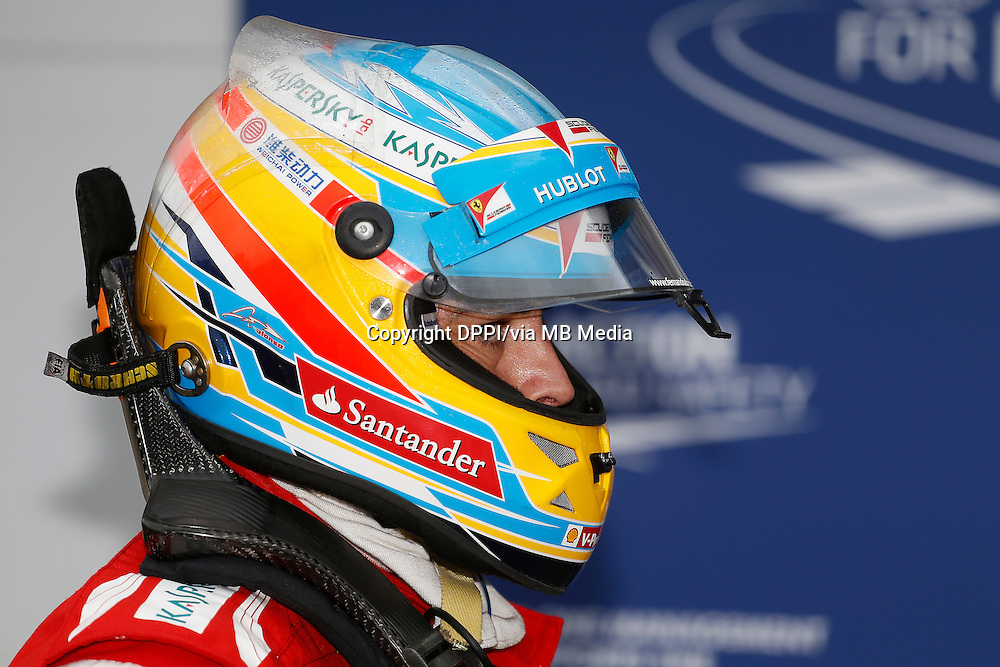 MOTORSPORT - F1 2013 - GRAND PRIX OF CANADA - MONTREAL (CAN) - 07 TO 09/06/2013 - PHOTO FRANCOIS FLAMAND / DPPI - ALONSO FERNANDO (SPA) - FERRARI F138 - AMBIANCE PORTRAIT