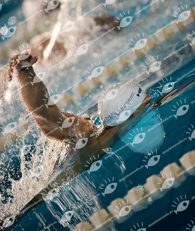 Filippo Magnini Team Lombardia<br /> IV Trofeo Citta di Milano Swimming Nuoto<br /> Day01 - 7 March 2014<br /> D. Samuele Swimming Pool<br /> Milano Italy<br /> Photo G.Scala/Deepbluemedia/Inside
