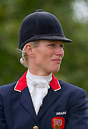 """ZARA PHILLIPS FIGHT BACK TEARS FOR TOYTOWN.Zara fought back tears during her farewell to her favourite horse """"Ginger"""" Toytown at the Gatcombe Horse Trials, Minchinhampton, Glos._07/08/2011.Mandatory Credit Photo: ©Francis Dias/DIASIMAGES/NEWSPIX INTERNATIONAL..**ALL FEES PAYABLE TO: """"NEWSPIX INTERNATIONAL""""**..IMMEDIATE CONFIRMATION OF USAGE REQUIRED:.DiasImages, 31a Chinnery Hill, Bishop's Stortford, ENGLAND CM23 3PS.Tel:+441279 324672  ; Fax: +441279656877.Mobile:  07775681153.e-mail: info@newspixinternational.co.uk"""