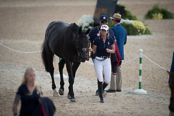 Madden Beezie, USA, Cortes C<br /> Horse Inspection Jumping<br /> Olympic Games Rio 2016<br /> © Hippo Foto - Dirk Caremans<br /> 12/08/16
