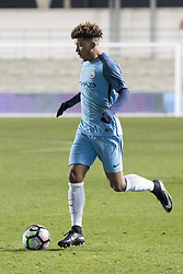 January 26, 2017 - Manchester, Greater Manchester, UK - Manchester , UK . JADON SANCHO . Manchester City vs Southampton Football Club at the Academy Arena , Etihad Campus  (Credit Image: © Joel Goodman/London News Pictures via ZUMA Wire)