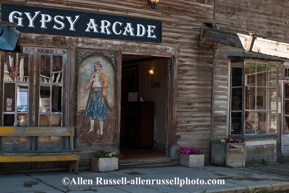 Virginia City, Montana, Gypsy Archade