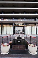 LADWP Memorial and John Ferraro Building, Los Angeles, California