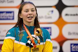 ELLIOTT Maddison AUS at 2015 IPC Swimming World Championships -  Women's Backstroke S8