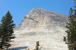 Lembert Dome, Yosemite National Park, California, USA.