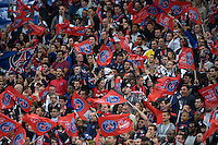 Supporters PSG - 30.05.2015 - Auxerre / Paris Saint Germain - Finale Coupe de France<br />