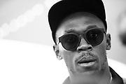 October 19-22, 2017: United States Grand Prix. Olympic Sprinter Usain Bolt