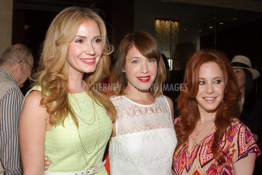 Ashley Jones, Marla Sokoloff, Amy Davidson
