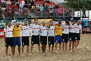 EURO BEACH SOCCER LEAGUE MINEHEAD