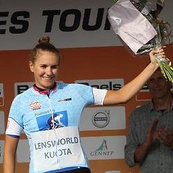 03-09-2017: Wielrennen: Boels Ladies Tour: Sittard: Winanda Spoor