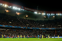 General View during play - Photo mandatory by-line: Rogan Thomson/JMP - 07966 386802 - 17/02/2015 - SPORT - FOOTBALL - Paris, France - Parc des Princes - Paris Saint-Germain v Chelsea - UEFA Champions League, Last 16, First Leg.
