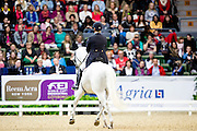 Jacqueline Brooks - D Niro<br /> Reem Acra FEI World Cup Final 2013<br /> © DigiShots