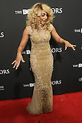 8 February -Washington, D.C: Recording Artist/Reality TV Personality Tamar Braxton attends the BET Honors 2014 Red Carpet held at the Warner Theater on February 8, 2014 in Washington, D.C.  (Terrence Jennings)