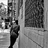 On a trip to New York City, August 2014, my husband and I found ourselves exploring the galleries and streets of Chelsea, as well as the wonderful High Line. These images are inspirations from those days.