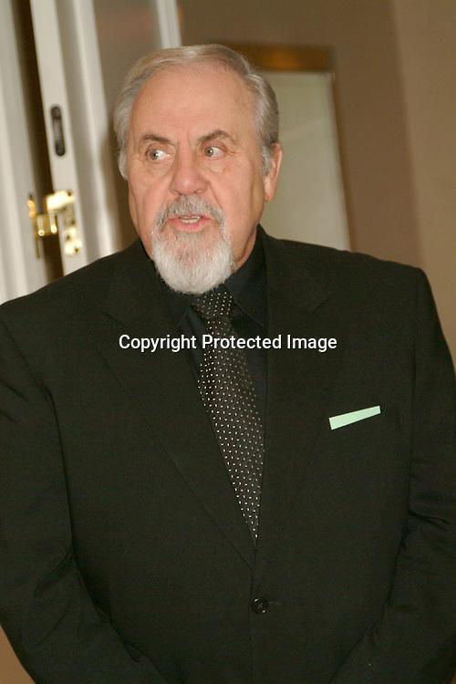 George Schlatter<br />2004 Tom Arnold Celebrity Roast to benefit The Kayne Eras Center<br />Beverly Hills Hotel<br />Beverly Hills, CA, USA<br />Friday, october 29th, 2004<br />Photo By Celebrityvibe.com/Photovibe.com, <br />New York, USA, Phone 212 410 5354, <br />email: sales@celebrityvibe.com