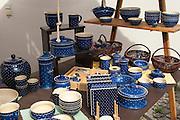 Keramik der Töpferei Reichmann, Bürgel, Thüringen, Deutschland   ceramic of  pottery Reichmann, Buergel, Thuringia, Germany