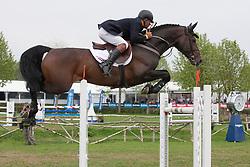 Van De Pol Henk (NED) - Warrant<br /> Furusiyya FEI Nations Cup<br /> CSIO Lummen 2013<br /> © Dirk Caremans