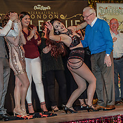 London Burlesque Festival - The Crown Jewels at Conway Hall on 19th May 2017, UK. by See Li