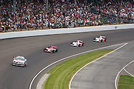 24 May 2009: Pace car leads the field before the Indianapolis 500. Indianapolis Motor Speedway Indianapolis, Indiana.