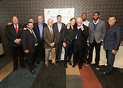 PHILADELPHIA (November 20, 2015) – The Philadelphia Soul of the Arena Football League are pleased to announce five new exciting additions to their ownership group – Stewart Anmuth, Principal at Kistler Tiffany Benefits; Phil Jaurigue, President and Founder of Sabre Systems, Inc.; Nicholas Giuffre, President and CEO of Bradford White Corporation; Gil Peter, Director of Foru Holdings and Hal Brunson, Entrepreneur.  These prominent leaders join the existing ownership group, which consists of Ron Jaworski, Dick Vermeil, Craig Spencer, Pete Ciarrocchi, Cosmo DeNicola, Marty Judge and New Orleans Saints' Marques Colston and Jahri Evans.