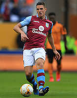 Aston Villa's Ciaran Clark during the pre-season friendly at Molineux, Wolverhampton.