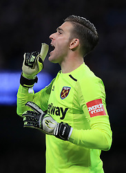 West Ham United goalkeeper Adrian
