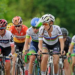 27-05-2016: Wielrennen: Boels Hills Classic: Berg en Terblijt: Limburg: Elite vrouwen: