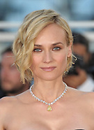 70th Cannes Film Fest - Winners Diane Kruger & Phoenix