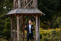 "The Boston Opera Collaborative presents ""Opera in the Gardens"" on September 19 & 20, 2020. at The Gardens at Elm Bank - Massachusetts Horticultural Society in Wellesley, MA."