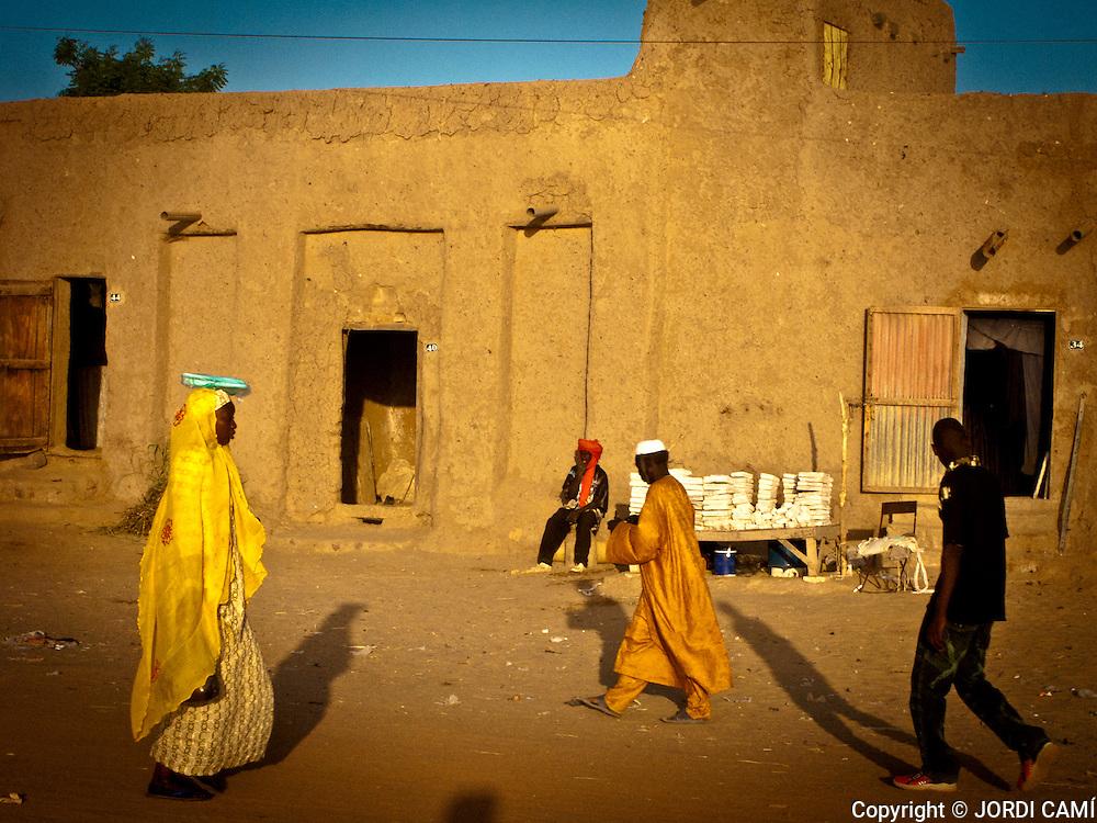 Gao. Mali .West Africa.
