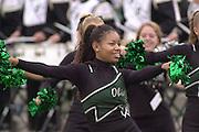 15568 Homecoming 2002  Ohio Football vs. Eastern Michigan / student shots