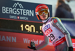 20.01.2018, Heini Klopfer Skiflugschanze, Oberstdorf, GER, FIS Skiflug Weltmeisterschaft, Einzelbewerb, im Bild Richard Freitag (GER) // Richard Freitag of Germany during individual competition of the FIS Ski Flying World Championships at the Heini-Klopfer Skiflying Hill in Oberstdorf, Germany on 2018/01/20. EXPA Pictures © 2018, PhotoCredit: EXPA/ Peter Rinderer