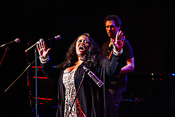 Najee, Maysa, and Alex Bugnon perform at Reichhold Center for the Arts.  26 January 2013.  © Aisha-Zakiya Boyd